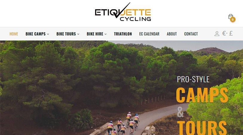 Etiquette Cycling