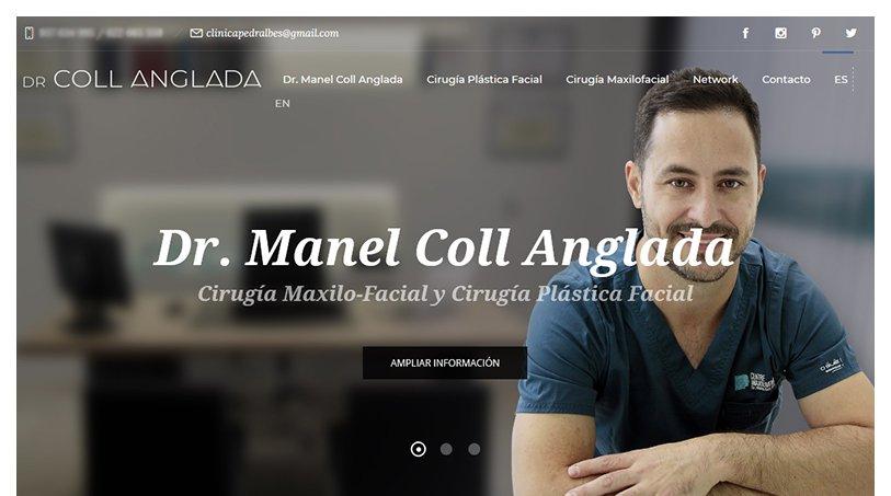 Dr Manel Coll Anglada